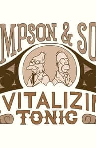 Simpson & Son Revitalizing Tonic, The Simpsons T-shirts + Threadless Collection