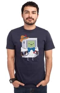 And Someday I'm Going to Be a Real Boy, Phil's Designs + Threadless Collection