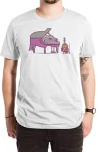 We Put the Class in Classical, Phil's Designs + Threadless Collection