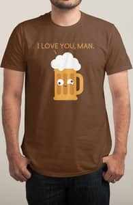 Brewmance, David's Designs + Threadless Collection
