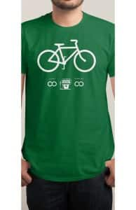 Infinity MPG, New and Top Selling Bike T-Shirts + Threadless Collection
