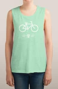 Infinity MPG, Girly Tank Tops + Threadless Collection