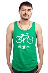 Infinity MPG, Guys Tank Tops + Threadless Collection