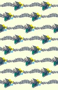 Flock: Girly Pima / Modal Raglan Dolman, Select Girly + Threadless Collection