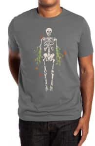 Dead is Dead, Tattoo Designs + Threadless Collection