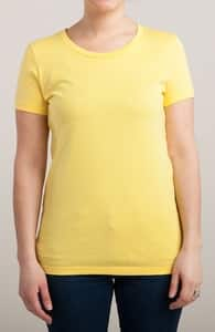 Canary T-Shirt, M.T.'s Womens Designs + Threadless Collection