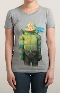 The Pizza Of Leonardo, New T-Shirts + Threadless Collection