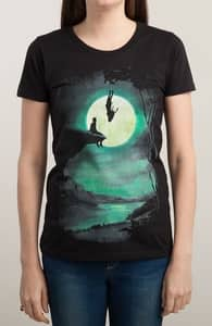 The Girl in My Head, New T-Shirts + Threadless Collection
