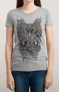 Sleepless Ornamentation, New T-Shirts + Threadless Collection