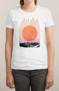 Summer Nights, New T-Shirts + Threadless Collection