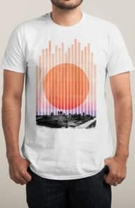 Summer Nights, New Tees + Threadless Collection