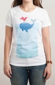 Killer Whale - DinoMike, New T-Shirts + Threadless Collection