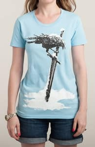 Snow - Jonna Piltti, New T-Shirts + Threadless Collection