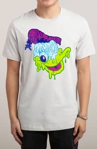 Ronald Yuck, Shop these designs to support Adam White + Threadless Collection