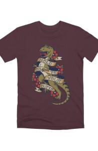 Hold On To Your Butts, Shop these designs to support Adam White + Threadless Collection