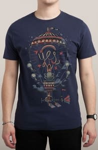 Idea Machine, Shop these designs to support Adam White + Threadless Collection