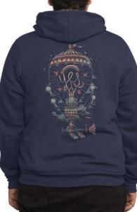 Idea Machine, Shop these designs to support Adam White + Threadless Collection