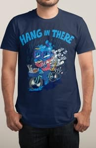 Hang In There!, Shop these designs to support Adam White + Threadless Collection