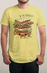 Totally Stacked, Shop these designs to support Adam White + Threadless Collection