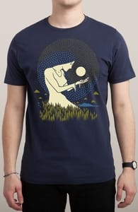 Moonlight, Shop these designs to support Adam White + Threadless Collection