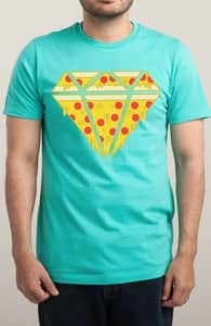 Pizzas are Forever, Shop these designs to support Adam White + Threadless Collection