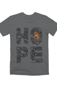 Hope - Ivan Vera & Enkel Dika, Shop these designs to support Adam White + Threadless Collection