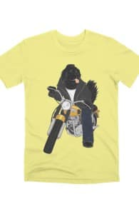Ruff Rider, Shop these designs to support Adam White + Threadless Collection