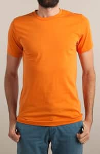 Burnt Orange T-Shirt, M.T.'s Mens Designs + Threadless Collection
