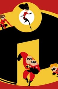 Iconic Family, The Incredibles Designs + Threadless Collection