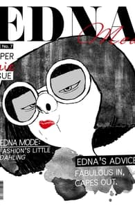Edna Mode Issue, The Incredibles Designs + Threadless Collection