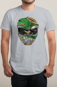 Good and Evil Power, Power Rangers Tees + Threadless Collection