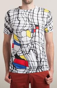 Drunk Mondrian, Parsons' Tees + Threadless Collection
