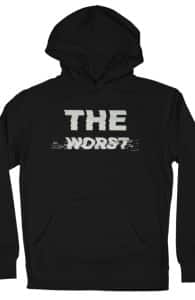 THE WORST, Parsons' Tees + Threadless Collection