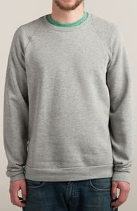 Heather Grey Sweatshirts, M.T.'s Crew Sweatshirt Designs + Threadless Collection