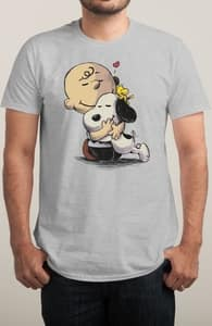 Everything Will Be Okay, Peanuts T-Shirts + Threadless Collection