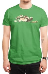 I Hate Japanese Food, Guys Tees + Threadless Collection