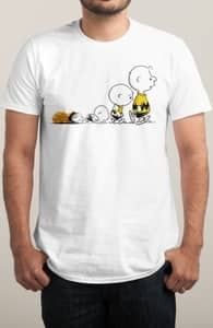 The Creation, Peanuts T-Shirts + Threadless Collection