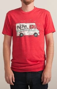 We Love Your Dirt!, Peanuts T-Shirts + Threadless Collection
