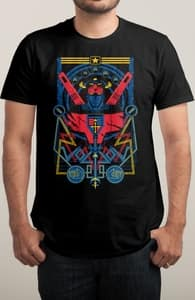 D.O.T.U. - Rendra Sy, Check out the winning designs + Threadless Collection