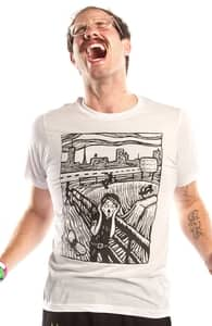 The Scr-Emo, Horror + Threadless Collection