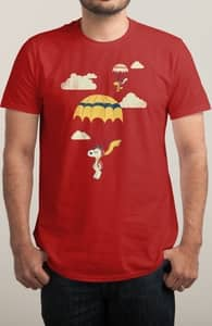 Shot Down, New Peanuts Designs! + Threadless Collection