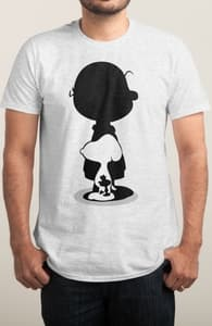 CHARLIE, SNOOPY, WOODSTOCK, New Peanuts Designs! + Threadless Collection