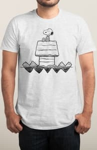 Simply Snoopy, New Peanuts Designs! + Threadless Collection