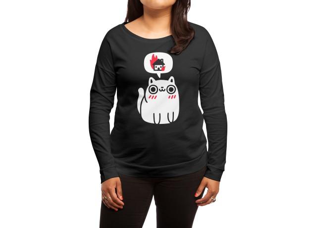 e9cdc2f7 Dreaming Of Destruction, a cool t-shirt by obinsun on Threadless
