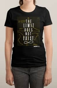THE LIMIT DOES NOT EXIST, Mean Girls Tees + Threadless Collection