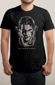 Sic Parvis Magna, The Uncharted Collection + Threadless Collection