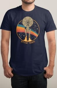 Voyage, The Star Trek Collection + Threadless Collection