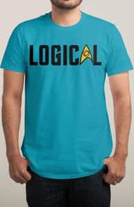 LOGICAL, The Star Trek Collection + Threadless Collection