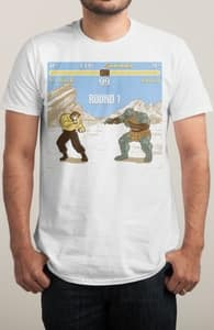 Arena Fighter, The Star Trek Collection + Threadless Collection