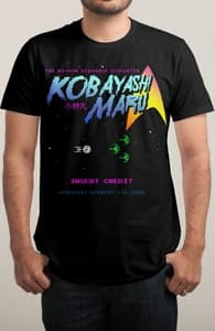 Beat the Kobayashi Maru, The Star Trek Collection + Threadless Collection